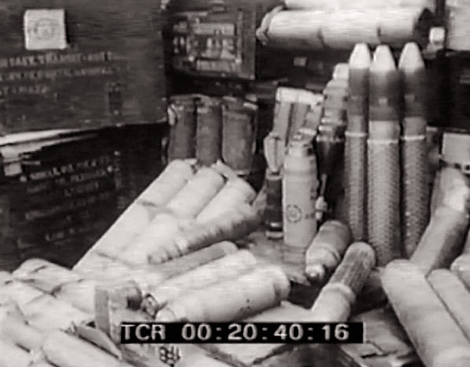 15_captured_tibetan_artillery_shells