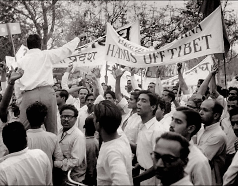 tibet_india_demonstration